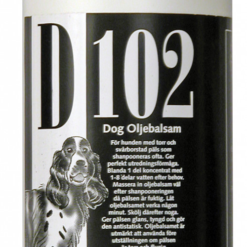 ACTIVE PET CARE Balsam D102 Olja