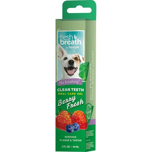 TROPICLEAN Oral Care Gel Berry Fresh