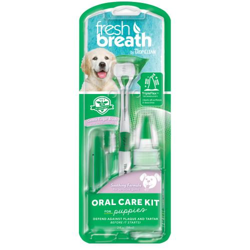 TROPICLEAN Oral Care Kit valp
