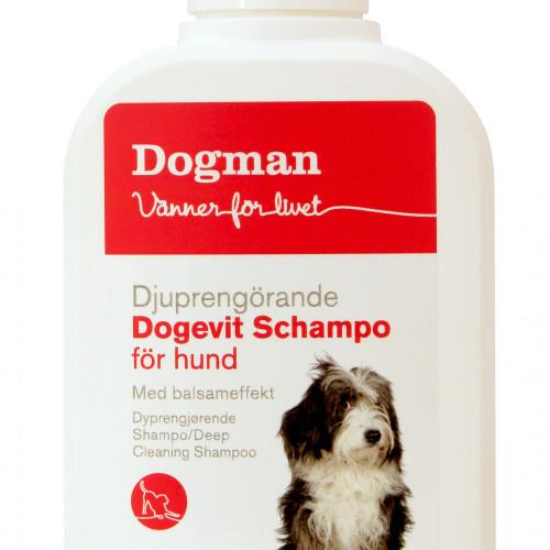 DOGMAN Schampo Dogevit