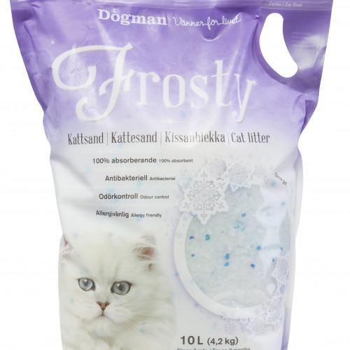 DOGMAN Kattsand Frosty Original