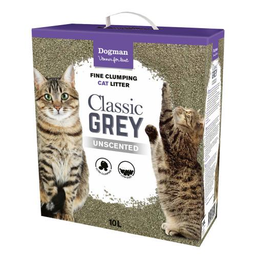 DOGMAN Kattsand Classic Grey
