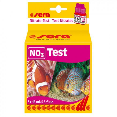 SERA Vattentest Nitrat NO3