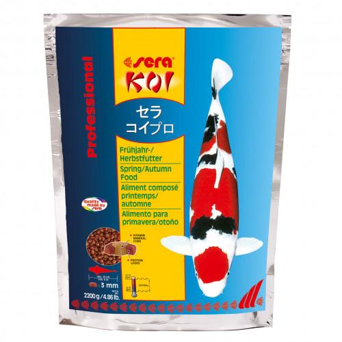 SERA Koi Professional pellets