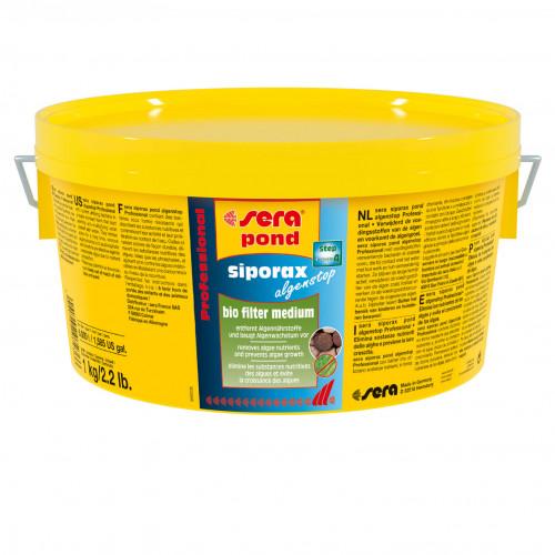 SERA Filtermedia Siporax Algenstop