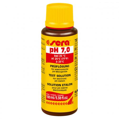 SERA Testvätska kalibrering pH 7.0
