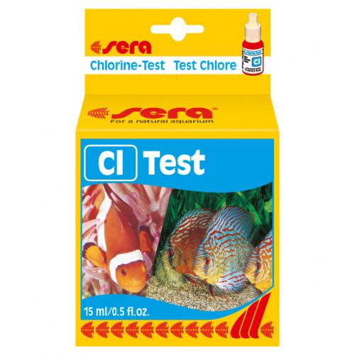 SERA Vattentest Klor Cl