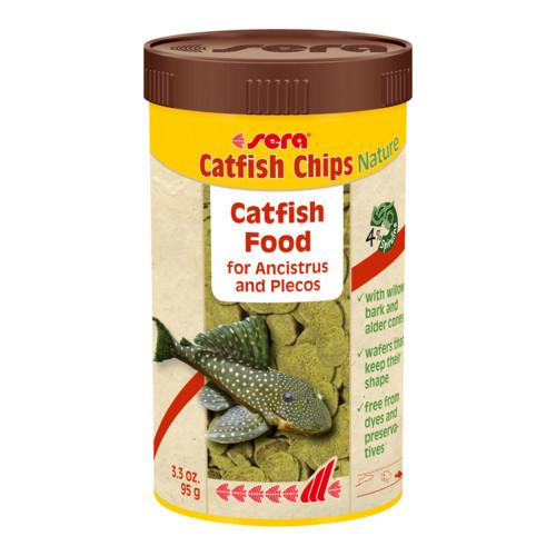 SERA Catfish chips Nature tabletter