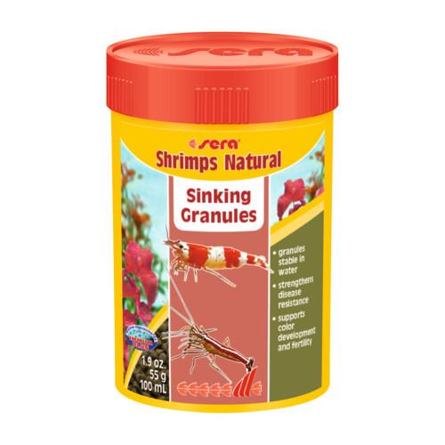 SERA Räkfoder Shrimp Nature pellets