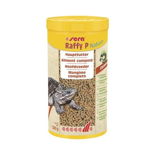 SERA Raffy P Nature pellets