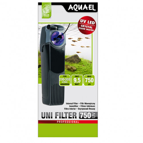 AQUAEL Innerfilter UNI UVC