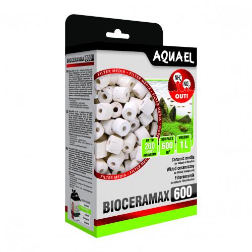 AQUAEL Filtermedia BioCeraMax Pro 600