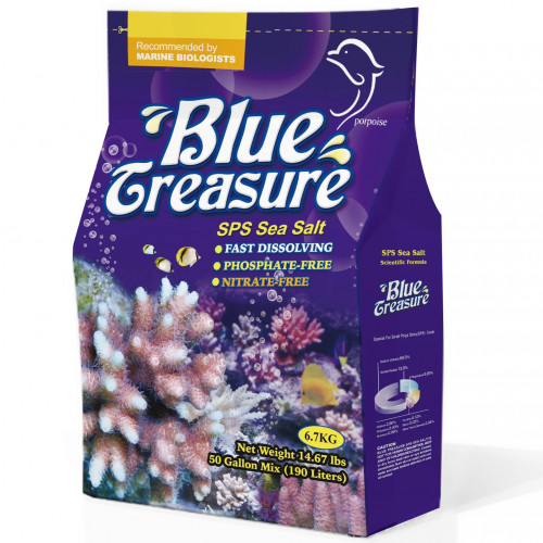 BLUE TREASURE Syntetiskt SPS salt