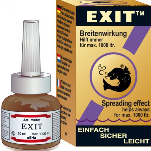 SEAHORSE Medicin Exit