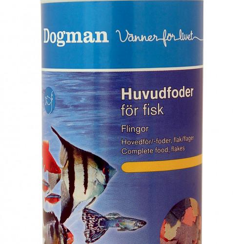 DOGMAN Huvudfoder för fisk