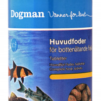 DOGMAN Huvudfoder bottenätande fisk