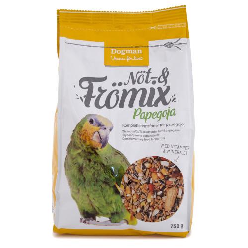 DOGMAN Nöt o Frömix papegoja
