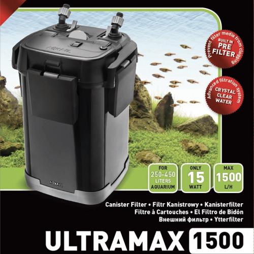 AQUAEL Ytterfilter Ultramax