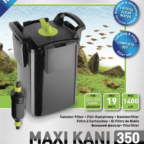 AQUAEL Ytterfilter Maxi Kani