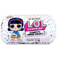 L.O.L. Surprise Confetti Under Wraps
