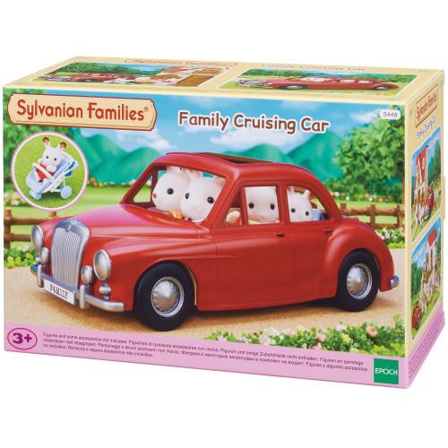 Sylvanian Families Families Family Cruising Car