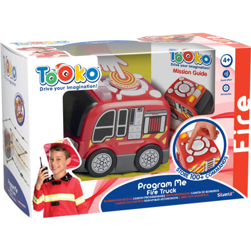Silverlit Tooko Programmable Vehicle Fir