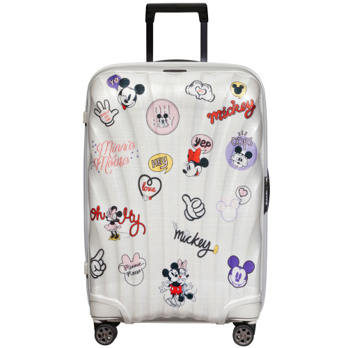 AMERICAN TOURISTER Minnie/Mickey Stickersspinner