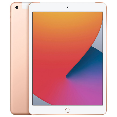 "Apple iPad 10.2"" 128GB Wi-Fi/4G Gold"