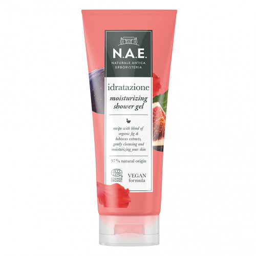 N.A.E Shower Gel Fig & Hibiscus 200 ml