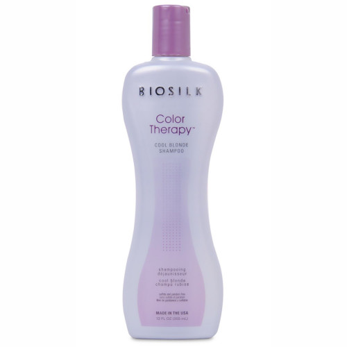 Biosilk Color Therapy Cool Blond Shamp