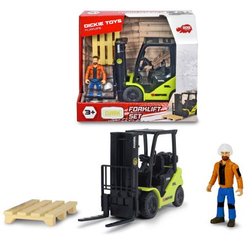 PlayLife Forklift Set
