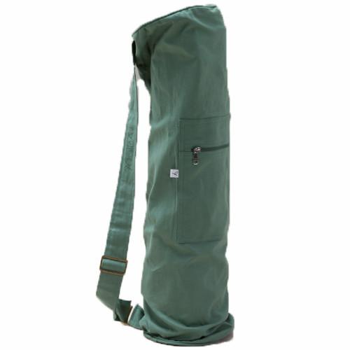 Yogiraj Yoga mat bag Moss green