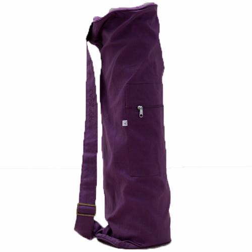 Yogiraj Yoga mat bag Lilac purple