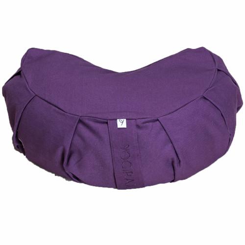 Yogiraj Crescent meditation cushion Li
