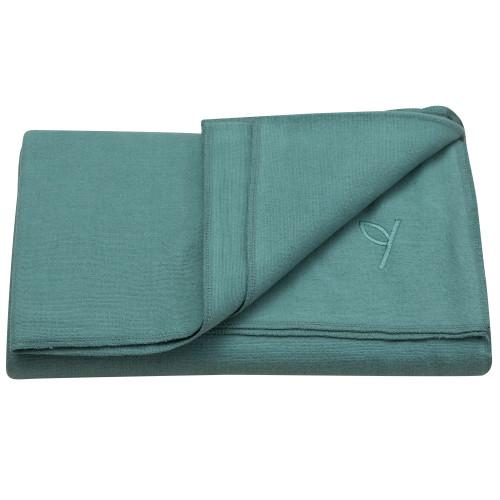 Yogiraj Premium Yoga Blanket Moss gree