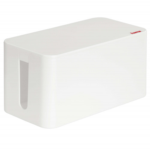 HAMA Kabelbox Mini Vit