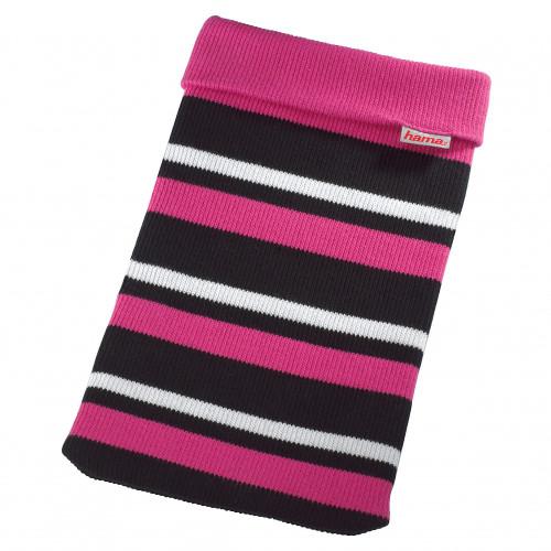 HAMA Sleeve Glove 10,2 Rosa Svart Vit