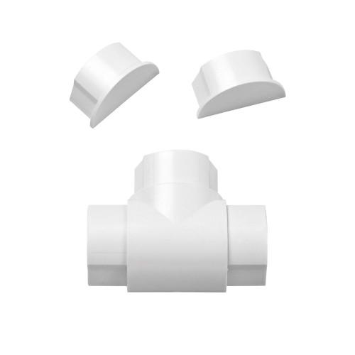 D-LINE Adapter Kit 50x25mm Vit