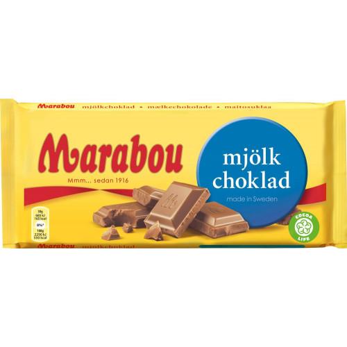 Marabou Marabou Mjölkchoklad 100 g