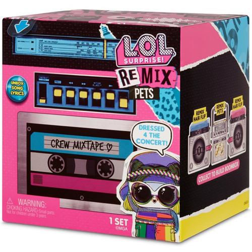 L.O.L. Surprise Remix Pets