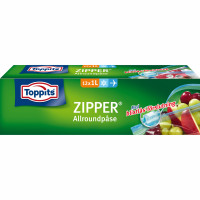 Toppits ZIPPER 1L   12st DFP