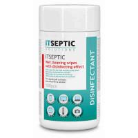 ITSEPTIC Ytdesinfektion Våtservetter Liten Klorid  9x13,5cm 100 st.