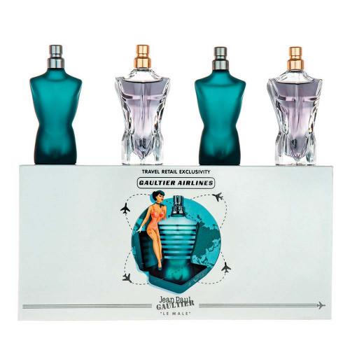 Jean Paul Gaultier Le Male Miniatures Set