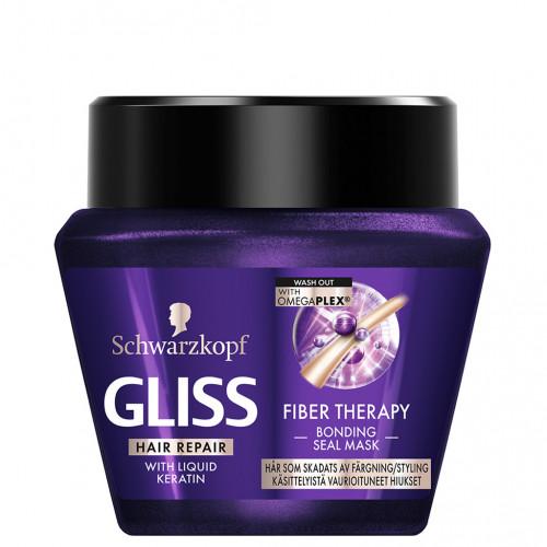 Schwarzkopf Gliss Fiber Therapy Treatment