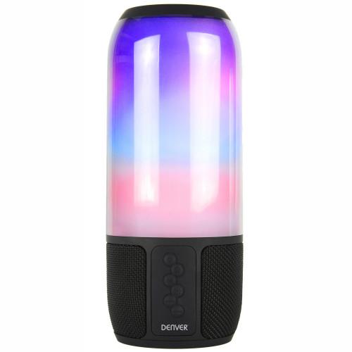 Denver Bluetooth-högtalare med ljus-e