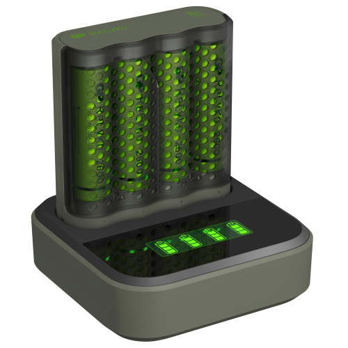 GP ReCyko 1st M451 Laddare USB do