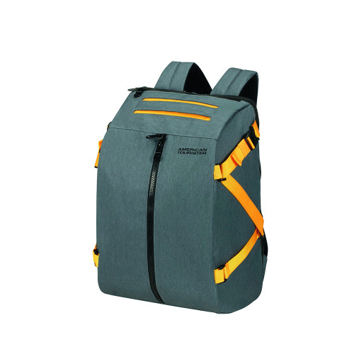 "AT AMERICAN TOURISTER Ryggsäck TAKE2CABIN 15,6"" 25L Medium  Grå"