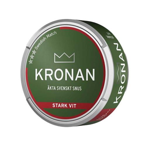 Kronan Stark Vit Portion 10-pack