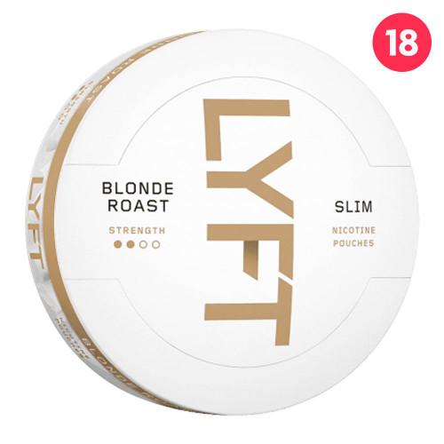 LYFT Blonde Roast Slim 10-pack