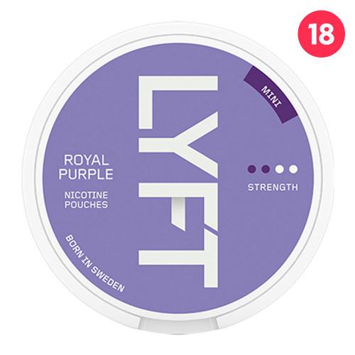 LYFT Mini Royal Purple Slim 10-pack